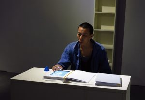 Love Poems, 2014 Chimeras' World -Solo Exhibition by Yu-Chuan Tseng, Digital Art Center, Taipei, Taiwan, 2014/2/22-4/3