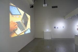 Kyle McDonald (USA) People Staring at Computers (New York, Taiwan) 2011