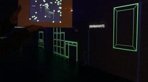 Diffusing, 2014 Chimeras' World -Solo Exhibition by Yu-Chuan Tseng, Digital Art Center, Taipei, Taiwan, 2014/2/22-4/3