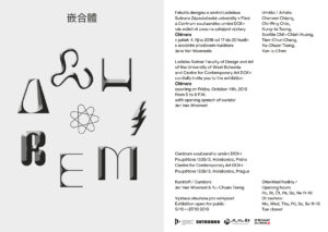 Chimera-group exhibition of Taiwanese new and digital media art